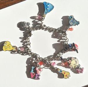 Disney charm in the parks princess charm bracelet